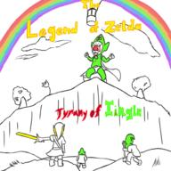artist:Serious_Sketch game:legend_of_zelda link streamer:vinny tingle // 2000x2000 // 1.4MB