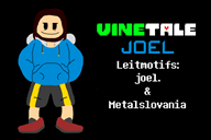 au game:undertale streamer:joel // 1500x1000 // 97.9KB