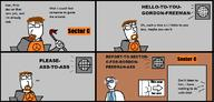 artist:Karas comic game:half_life gordon_freeman paint streamer:joel // 1131x542 // 43.5KB