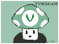 3ds flipnote vineshroom // 320x240 // 140.7KB