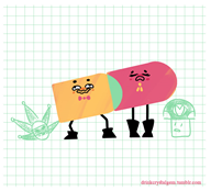 artist:regularcat game:snipperclips m6000w mike streamer:vinny // 784x711 // 180.8KB