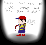 artist:simianofshadows game:earthbound ness streamer:joel // 1147x1128 // 150.8KB