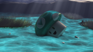 3d artist:ahugepancake render themed underwater vineshroom water // 1920x1080 // 2.1MB