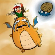 artist:knoxrobbins dragonite game:pokedraw streamer:joel // 1000x1000 // 1.0MB