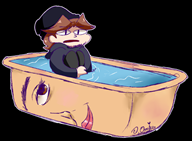 artist:akumanorobin bathtub game:half-life_2_randomized streamer:vinny vinesauce // 1185x875 // 496.7KB
