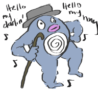 artist:organsofsight game:pokedraw pokemon poliwag streamer:joel // 700x700 // 85.8KB