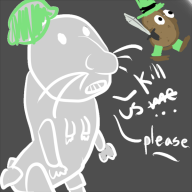 artist:woody game:scribblenauts streamer:darren streamer:limes // 600x600 // 113.4KB