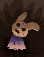 artist:TheRiverBlues coco game:animal_crossing_new_leaf game:pokemon mimikyu streamer:vinny vinesauce // 933x1200 // 789.1KB