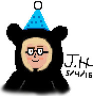 artist:bear_claw_chris_lapp happy_birthday pixel pixel_art streamer:imakuni // 616x630 // 128.3KB