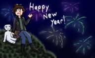 artist:aobaishere chat fireworks happy_new_year meat streamer:vinny // 2500x1518 // 1.9MB