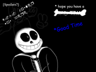game:undertale sans streamer:joel undertale_spoilers // 640x480 // 903.3KB