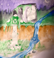 forest vineshroom water_colors // 2118x2249 // 1010.4KB