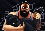 artist:pyrochasm gorilla macho_man_randy_savage streamer:joel // 1500x1061 // 4.6MB