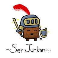 Ser_Junkan artist:UmbrellaMuffin game:enter_the_gungeon streamer:vinny // 495x495 // 67.8KB