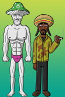 artist:fretless game:tomodachi_life snoop_dogg streamer:vinny vineswole // 477x700 // 225.3KB
