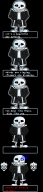 artist:susieq bad_time game:undertale pixel_art sans streamer:joel undertale_spoilers // 512x2240 // 36.5KB