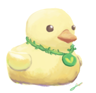 artist:cantaloupe duck game:one_duck streamer:vinny // 567x553 // 182.0KB