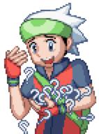 artist:senoishi corruptions game:pokemon_emerald pixel streamer:vinny // 426x576 // 10.7KB