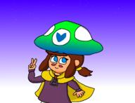 artist:ribbit game:a_hat_in_time hat_kid streamer:vinny vineshroom // 1440x1100 // 57.8KB