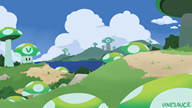 artist:mochamokat background landscape streamer:vinny vineshroom // 1280x720 // 303.2KB