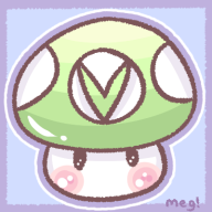 artist:meg streamer:vinny vineshroom // 400x400 // 66.6KB
