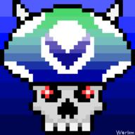 artist:Worlem pixel_art streamer:joel vargshroom // 512x512 // 6.4KB