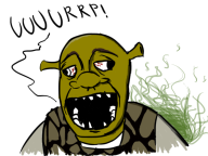 artist:evilpete game:shrek_extra_large shrek streamer:vinny // 1024x768 // 387.4KB