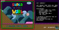 artist:jead94 game:super_mario_world hack he_thicc mod streamer:vinny super_he_thicc_worl // 1300x672 // 85.6KB