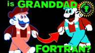 artist:jobaba fortran grand_dad streamer:joel vargskeletor // 1280x720 // 534.5KB