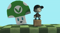 artist:toamac game:little_big_planet sackboy streamer:vinny vineshroom // 640x360 // 22.2KB