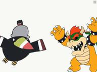artist:8bitnintendokid battle bowser dodo game:super_mario_rpg streamer:vinny // 2048x1536 // 280.7KB