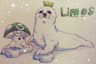 animals artist:kirbyd3rp seal streamer:limes vinesauce vineshroom // 756x510 // 35.4KB