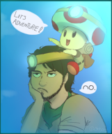 game:captain_toad streamer:vinny toad // 632x750 // 631.2KB