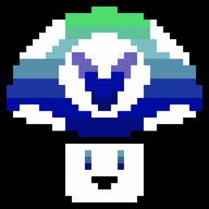 artist:push_hardly fullsauce pixel_art streamer:vinny vineshroom // 900x900 // 4.7KB